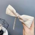 NHFS1574070-Beige-[Long-tassel-bow]